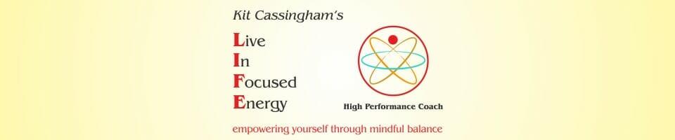 Live in Focused Energy